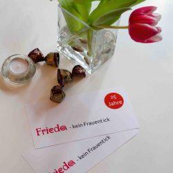 25 Jahre FRIEDA - kein Frauentick © Stefanie Peller