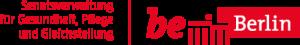 Logo Senatsverwaltung für Gesundheit, Pflege und Gleichstellung