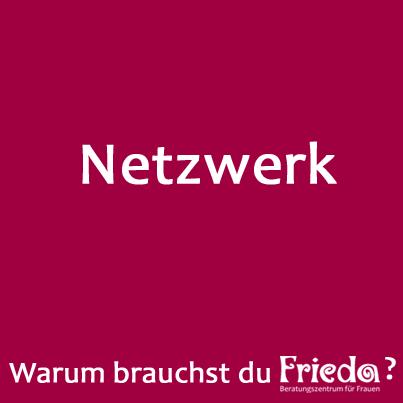 25 Jahre FRIEDA Netzwerk Ⓒ FRIEDA