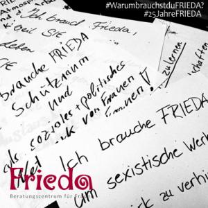 Ausstellung Warum Brauchst Du Frieda Frieda