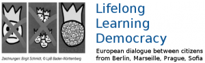 Logo Lifelong Learning Democracy