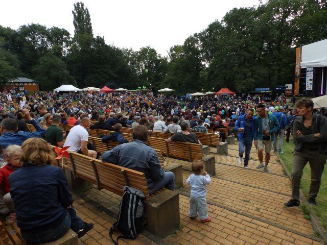 LesBiSchwules Parkfest © FRIEDA