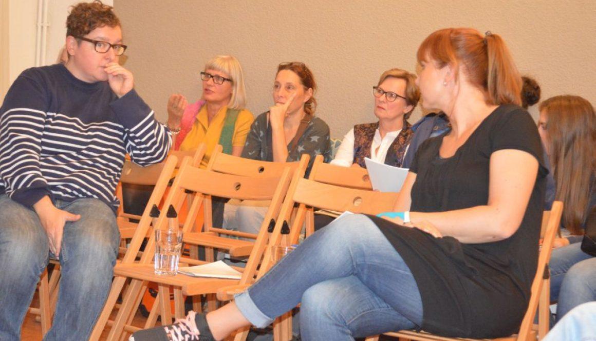 Teilnehmerinnen © FRIEDA