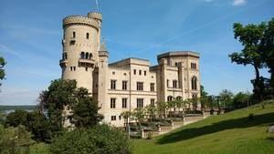 Schloss Babelsberg © CC-BY-SA 4.0