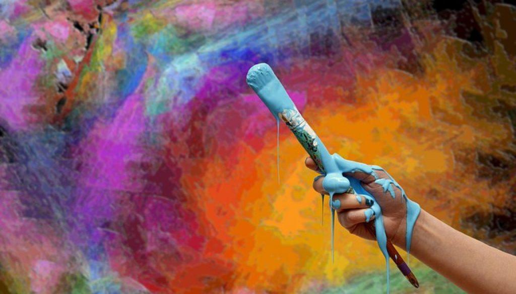 Farbe Malern Handwerk © Pixabay CC0 License