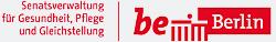 Logo © Senatsverwaltung für Gesundheit, Pflege und Gleichstellung