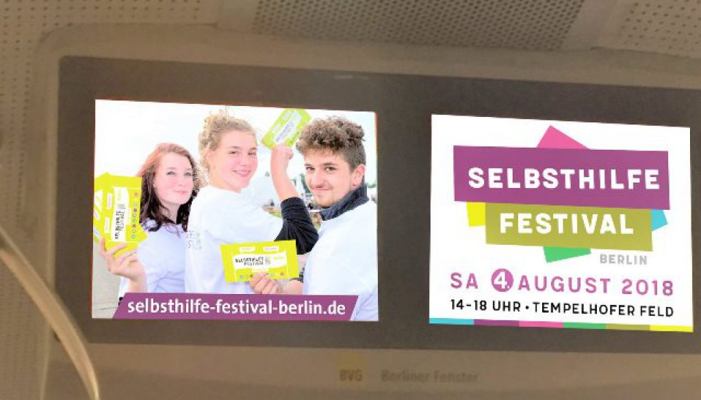 Selbsthilfe Festival 2018