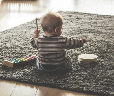 music_kids_children_play_xylophone_tambourine