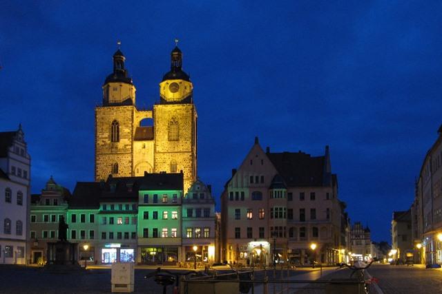 Tagestour nach Lutherstadt Wittenberg