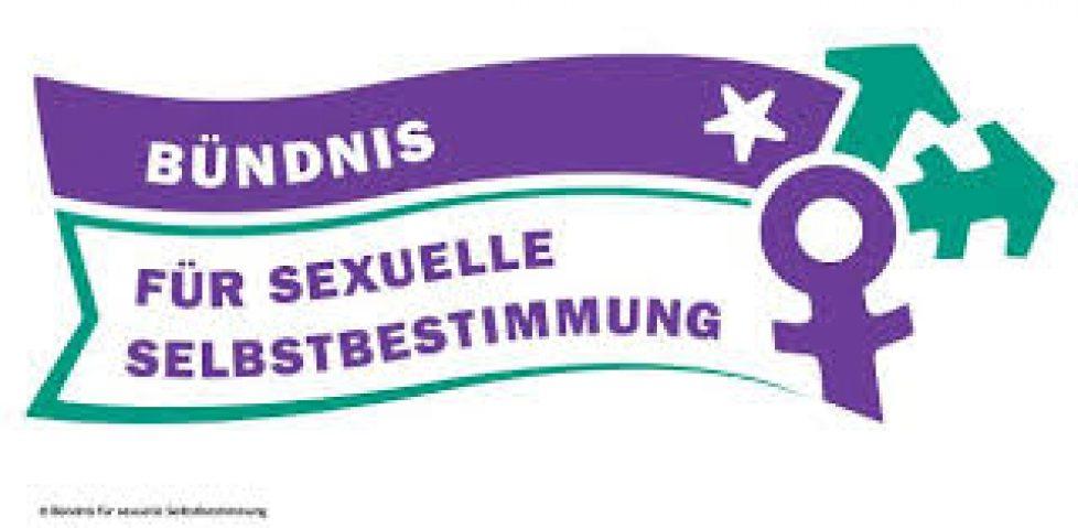Bündnis für sexuelle Selbstbestimmung Logo