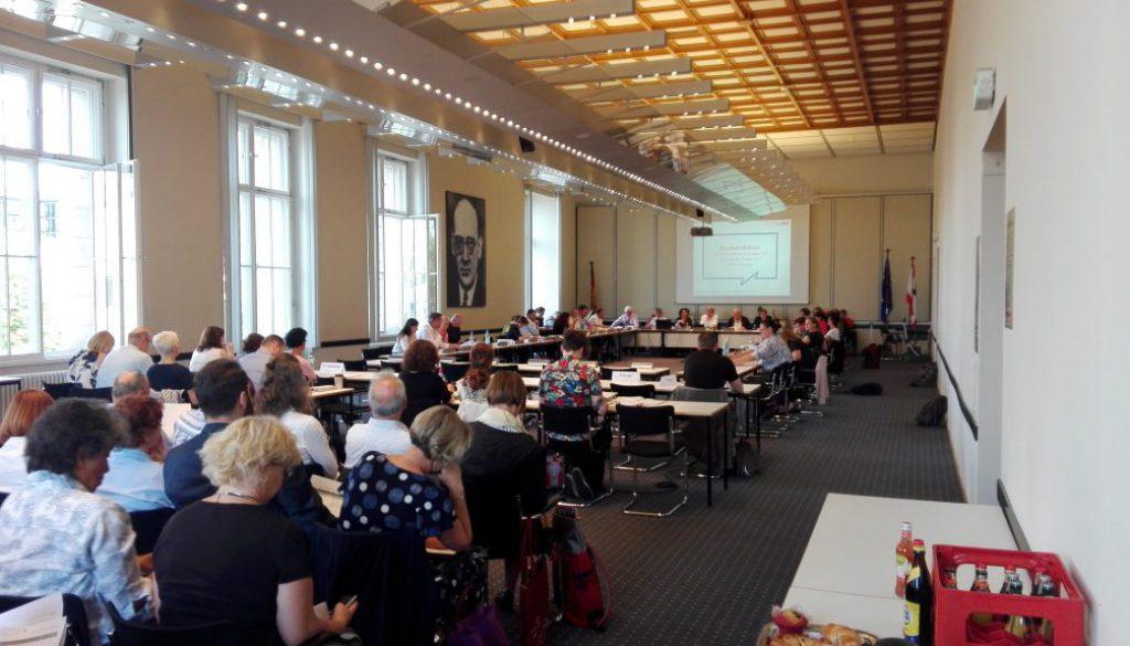 Fachausschuss Gesundheit, Pflege, Gleichstellung