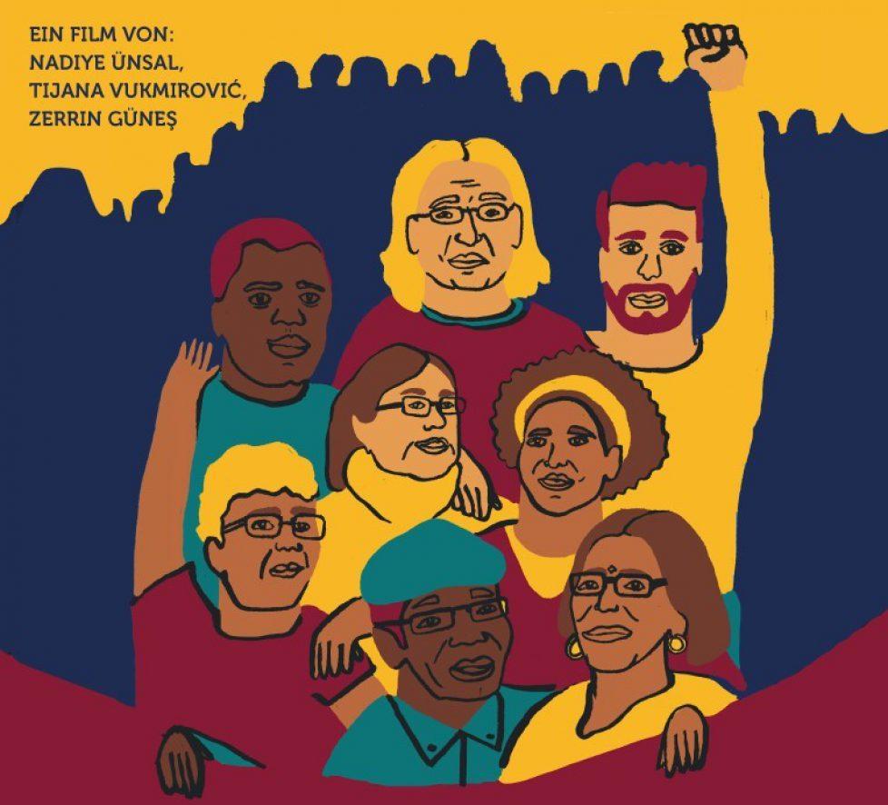 Filmplakat- Zusammen haben wir eine Chance (2)