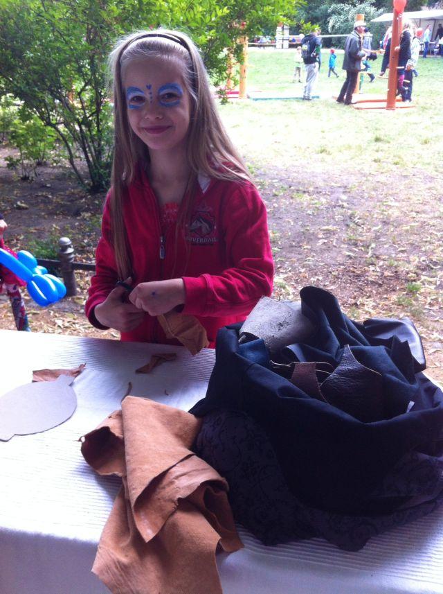 Kinderfest auf dem Comeniusplatz am 20. Juni 2015 © FRIEDA