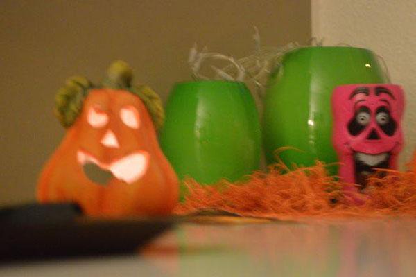 Halloween im Oktober 2013