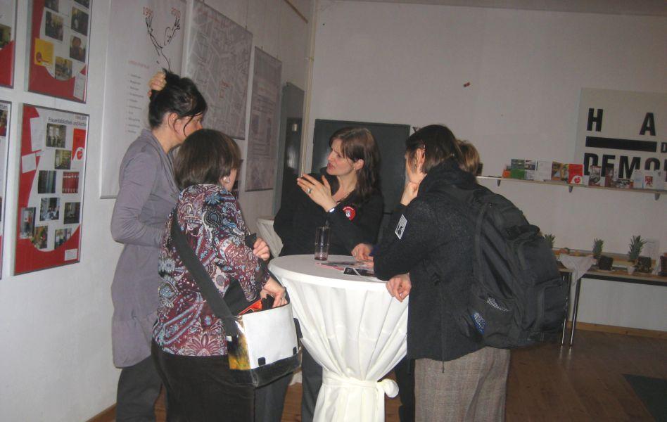 20 Jahre Frauenzentren © Stefanie Peller