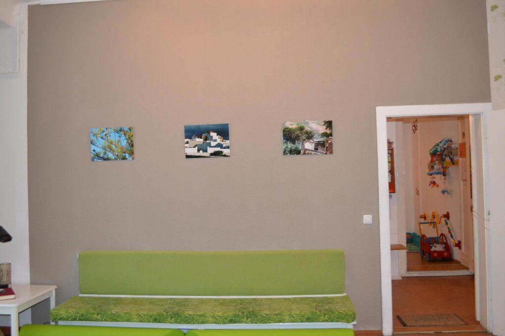 """Fotoausstellung """"Lanzarote"""" mit Grete Hansen und Viola Godemann © FRIEDA"""