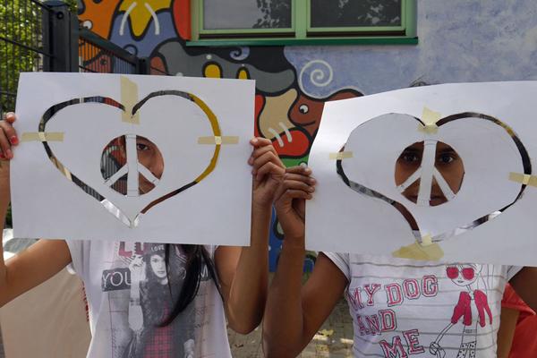 Alia: Ausstellung zu Werken des Protestprojektes