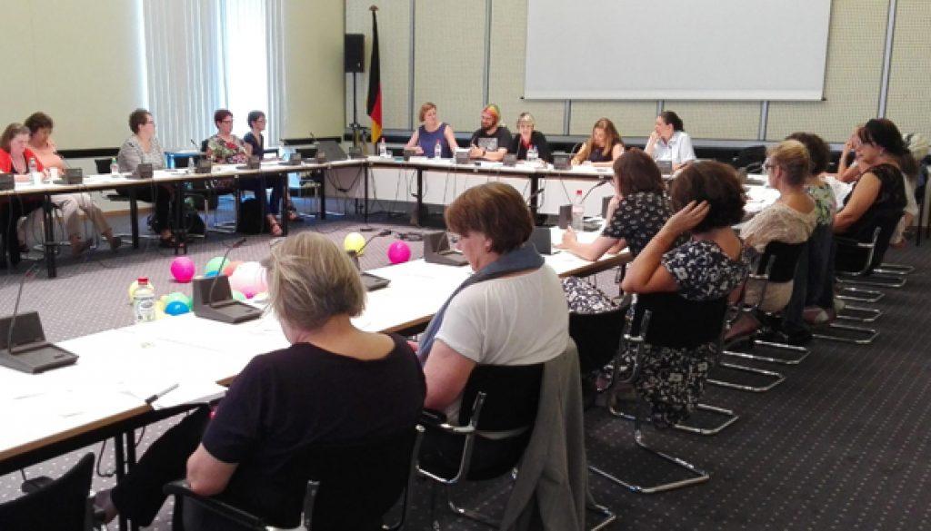 Runder Tisch Berliner Frauenprojekte