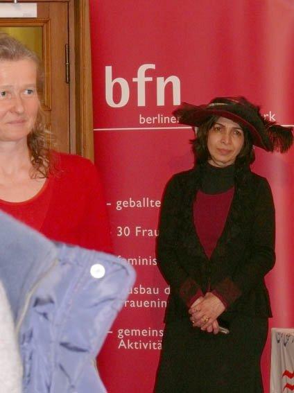 100. Internationaler Frauentag - Veranstaltung des BFN zum 8. März 2011