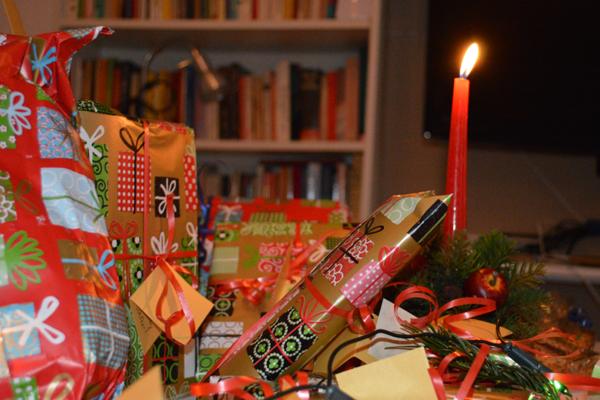 Weihnachtsfeier im FRIEDA-Beratungszentrum