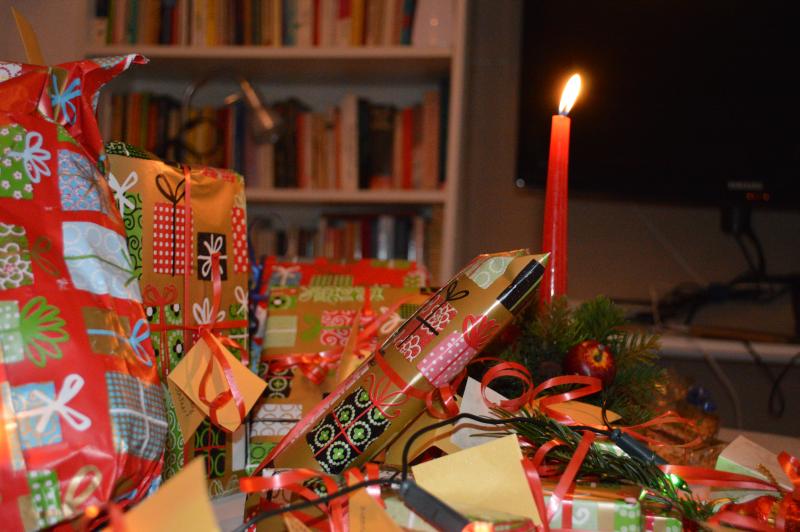 Weihnachtsfeier im FRIEDA-Beratungszentrum © FRIEDA